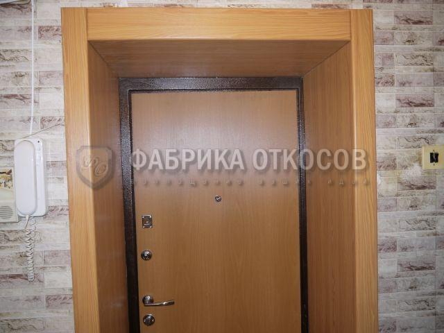 Отделка дверного проема после установки железной двери своими руками 50